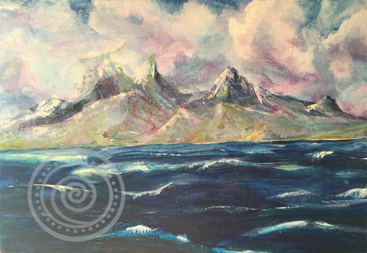 Mermaids View of Atlantis