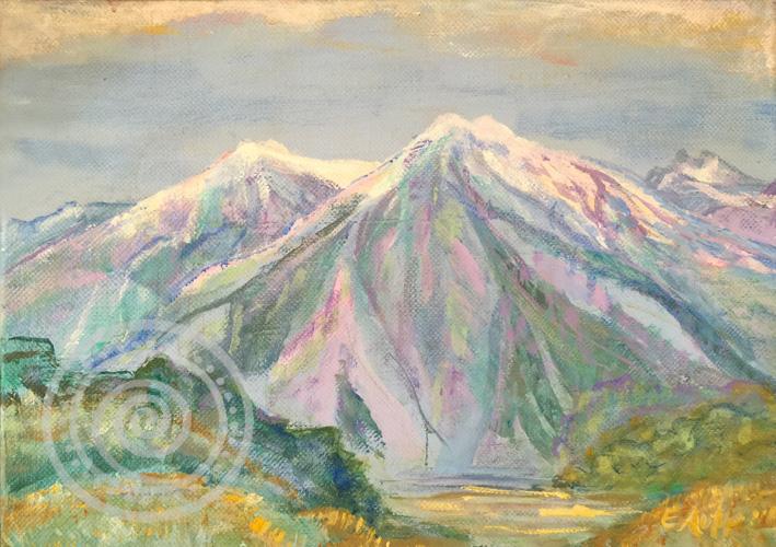 Mt Sopras